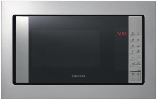 СВЧ Samsung FW87SSTR 800 Вт серебристый