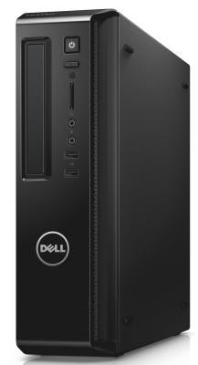 Системный блок DELL Vostro 3800 SFF i3-4170 3.7GHz 4Gb 500Gb HD4400 DVD-RW Ubuntu клавиатура мышь черный 3800-7566