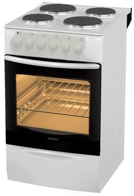 Электрическая плита Darina F EМ 341 407 W белый