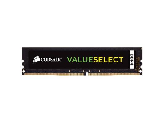 Оперативная память 8Gb PC4-17000 2133MHz DDR4 DIMM Corsair CMV8GX4M1A2133C15 модуль памяти corsair value select cmv8gx4m1a2133c15 ddr4 8гб 2133 dimm ret