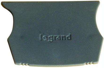Заглушка Legrand 37550 заглушка legrand 13 модулей белый 01662