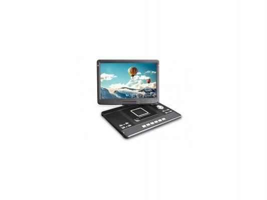 Портативный проигрыватель DVD Rolsen RPD-13D08D черный