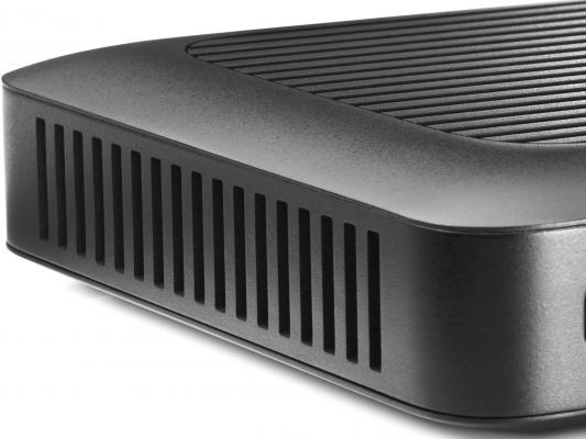 Тонкий клиент HP t420 2Gb 16Gb SSD Win7EM клавиатура мышь черный M5R75AA