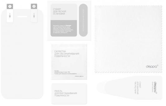 Чехол (клип-кейс) Deppa Art Case Патриот Крым ваш для iPhone 6 синий 100310