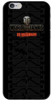 Чехол Deppa Art Case для iPhone 6 iPhone 6S чёрный 100374