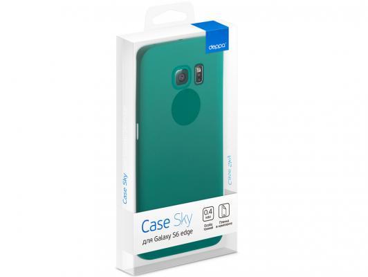 Чехол Deppa Art Case и защитная пленка для Samsung Galaxy S6 edge, Танки_Бог войны, цена