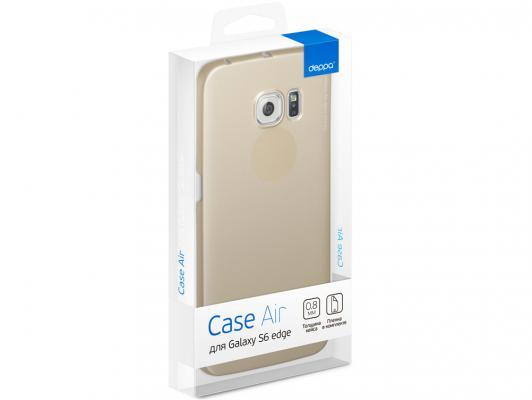 Чехол Deppa Art Case и защитная пленка для Samsung Galaxy S6 edge, Танки_Арту не видали, чехол deppa art case и защитная пленка для samsung galaxy s6 edge танки арту не видали
