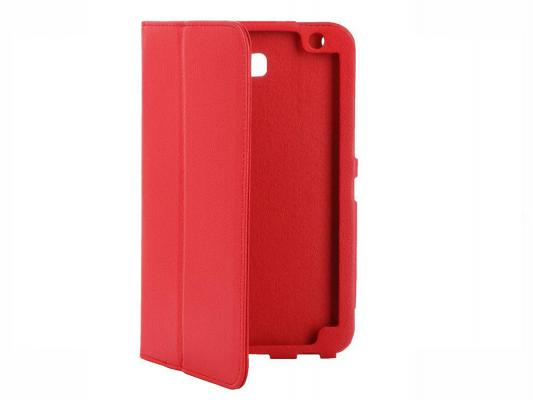 "IT-Baggage Чехол IT BAGGAGE для планшета Huawei Media Pad T1 7"" искусственная кожа красный ITHWT1702-3"