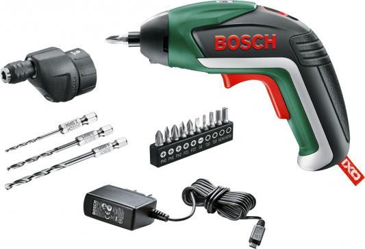 Аккумуляторная дрель-шуруповерт Bosch IXO Full Pack 06039A8022