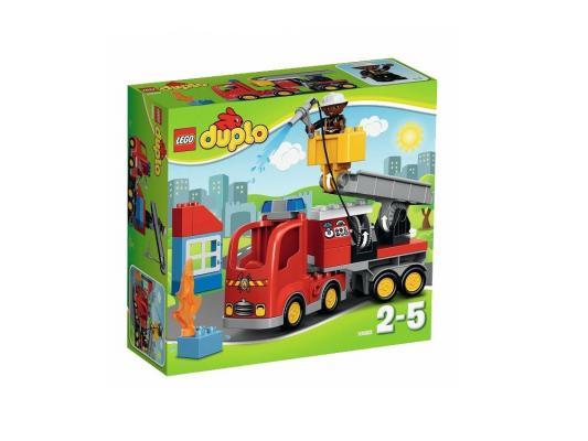 Конструктор LEGO Дупло Пожарный грузовик 24 элемента 10592