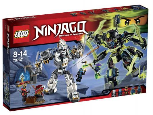 Конструктор Lego Ниндзяго Битва механических роботов 753 элемента 70737