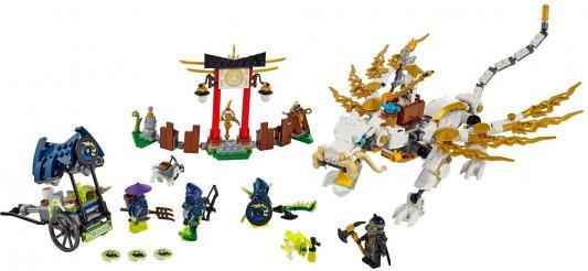 Конструктор Lego Ниндзяго Дракон Сэнсэя Ву 575 элементов 70734
