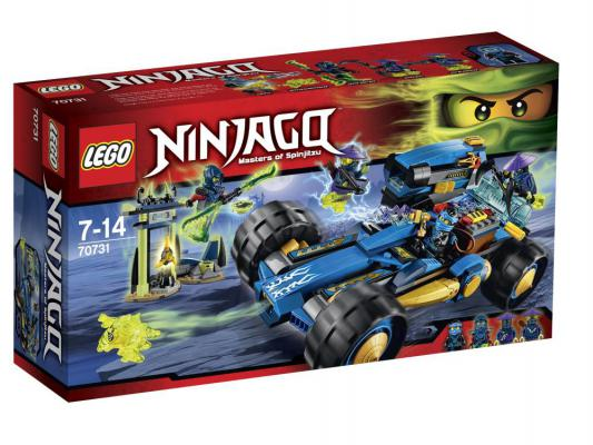 Конструктор Lego Ниндзяго Шагоход Джея 386 элементов 70731