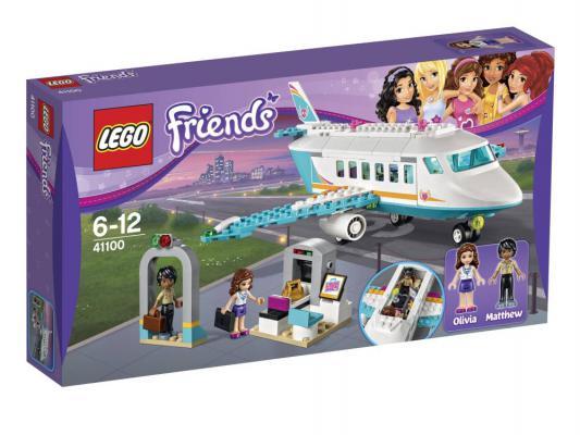 Конструктор Lego Подружки Частный самолет 230 элементов 41100