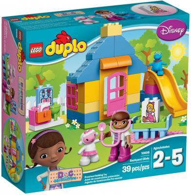Конструктор Lego Duplo: Больница Доктора Плюшевой 39 элементов 10606
