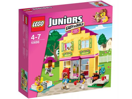 Конструктор Lego Джуниорс Семейный домик 226 элементов 10686