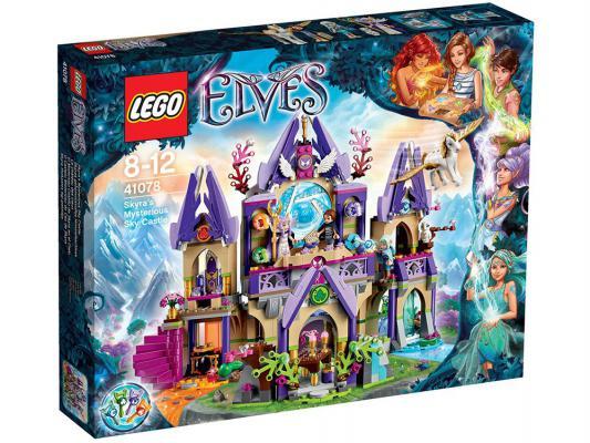 Конструктор Lego Эльфы Небесный замок Скайры 808 элементов 41078