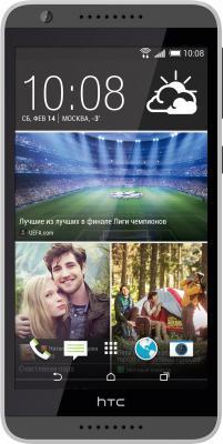 "Смартфон HTC Desire 820G Dual серый 5.5"" 16 Гб Wi-Fi GPS"