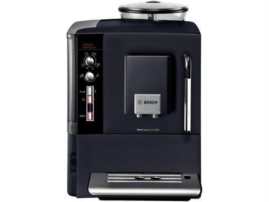 Кофемашина Bosch TES 55236RU 1600Вт 1.7л черный