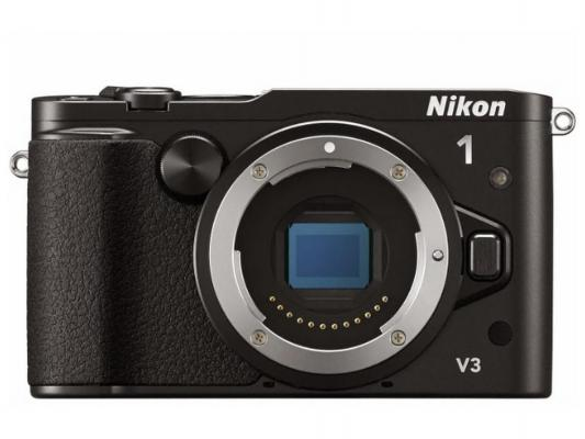Фотоаппарат Nikon 1 V3 Body 18.4Mp черный