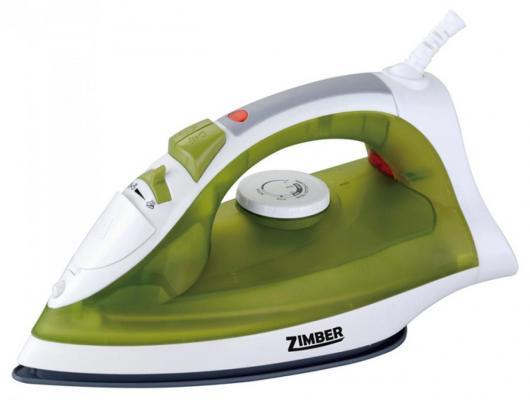Утюг Zimber ZM-10807 2000Вт зеленый