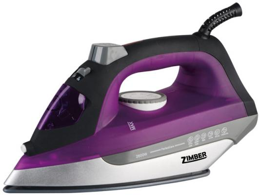 Утюг Zimber ZM-10882 2200Вт фиолетовый