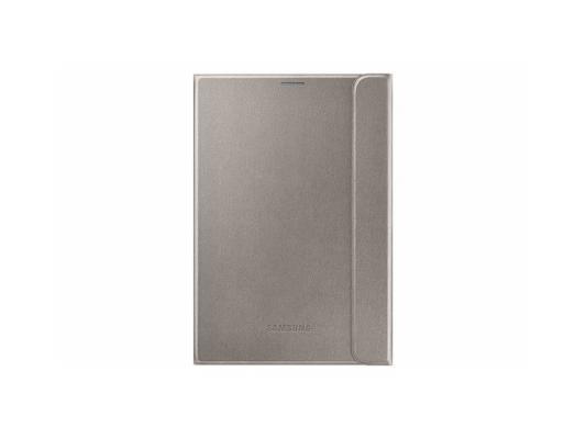 Чехол-книжка Samsung для Galaxy Tab S2 Book Cover 8 золотистый EF-BT715PFEGRU чехол для samsung galaxy tab s 8 4 samsung ef bt700blegru