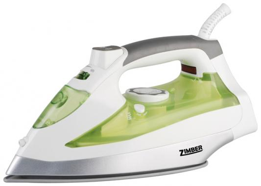 Утюг Zimber ZM-10887 2200Вт зеленый zimber zm 10887 green
