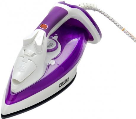 Утюг Zimber ZM-10931 2000Вт фиолетовый