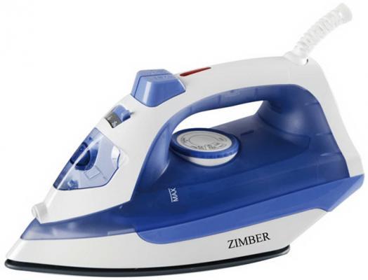 Утюг Zimber ZM-10998 2200Вт синий