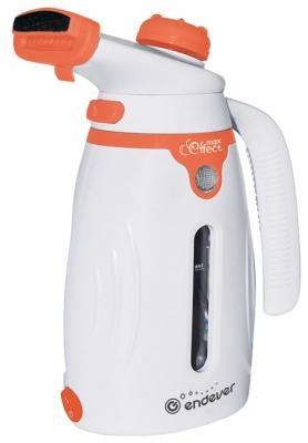 Отпариватель Endever Odyssey Q-418 800Вт 0.25л бело-оранжевый цена