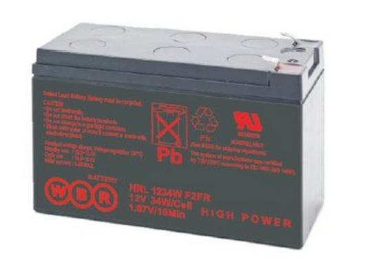 Батарея WBR HR 1234 W F2 12V/9AH