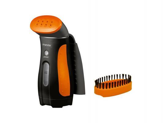 Отпариватель Euroflex Monster MS-10878 250Вт 0.6л черно-оранжевый