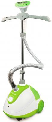 Отпариватель Maxwell MW-3707W 1800Вт 1.35л бело-зеленый