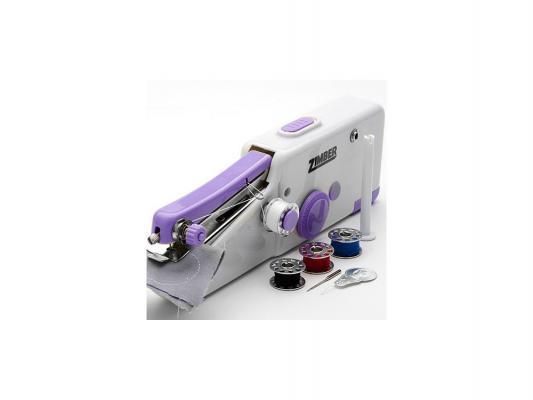 Швейная машина Zimber ZM-10918 бело-фиолетовый