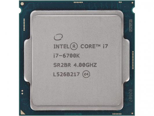 ��������� Intel Core i7-6700K 4.0GHz 8Mb Socket 1151 BOX ��� ������
