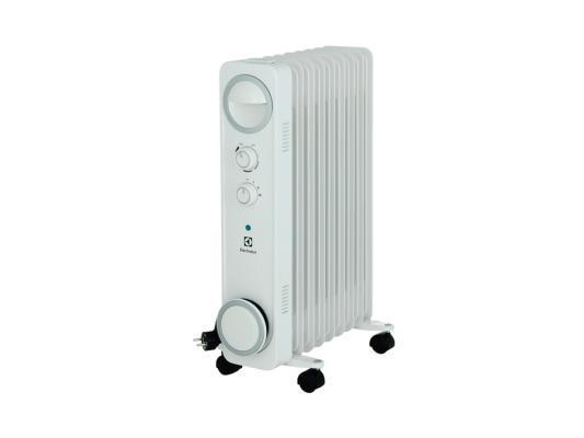 Масляный радиатор Electrolux EOH/M-6209 2000 Вт ручка для переноски белый масляный радиатор eoh m 4209 9 секций 2000 вт electrolux