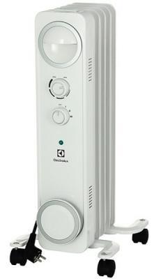 Масляный радиатор Electrolux EOH/M-6105 1000 Вт ручка для переноски белый масляный радиатор electrolux sport line eoh m 5221n 2200 вт термостат ручка для переноски