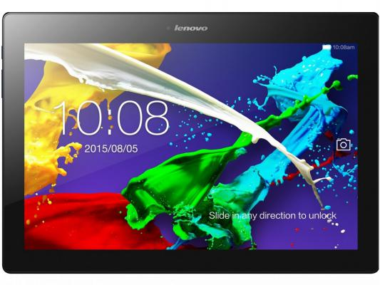 Планшет Lenovo TAB 2 A10-70L 10.1 16Gb синий Wi-Fi 3G Bluetooth LTE ZA010014RU lenovo tab 2 a10 70 16gb wifi lte white
