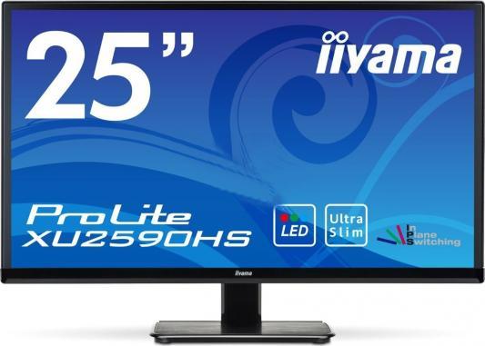 Монитор 25 iiYama Pro Lite XU2590HS-B1 монитор 24 iiyama pro lite xb2483hsu b2