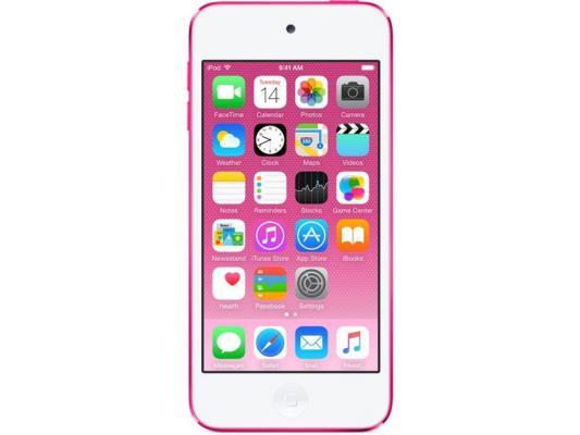 цена на Плеер Apple iPod Touch 6 64Gb MKGW2RU/A розовый