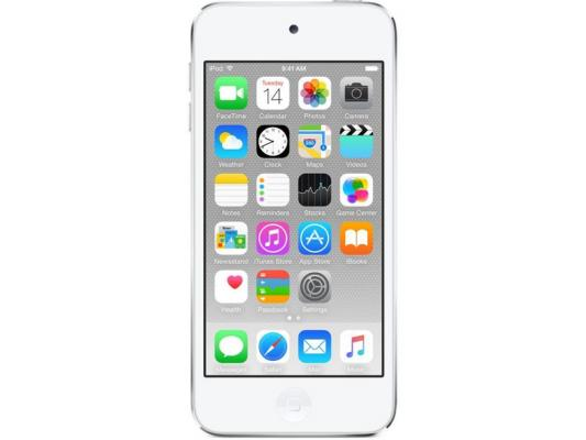 Плеер Apple iPod Touch 6 32Gb MKHX2RU/A серебристый mp3 плеер apple ipod touch 6 32gb синий