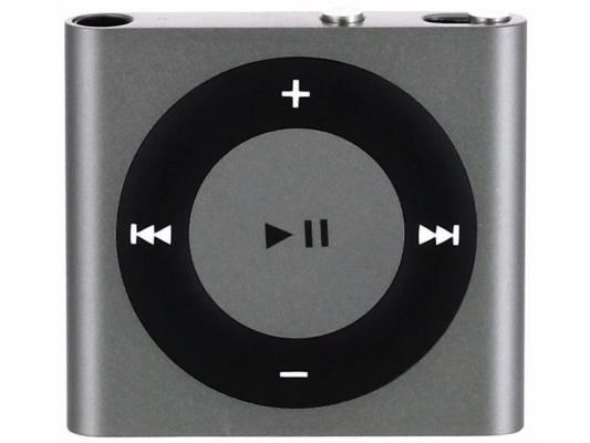 Плеер Apple iPod Shuffle 2Gb MKMJ2RU/A серый