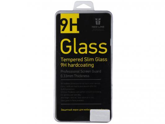 Защитное стекло Red Line для телефона Samsung Galaxy A8