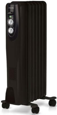 Масляный радиатор BALLU BOH/CL-07BRN 1500 Вт чёрный радиатор ballu boh cl 11wrn