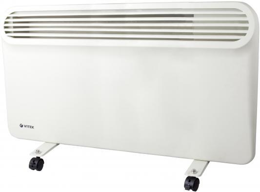 Тепловентилятор Vitek VT-2152(W) 2000 Вт дисплей белый