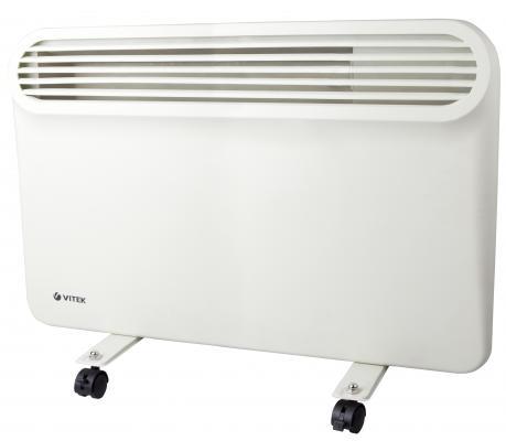 Конвектор Vitek VT-2151(W) 1500 Вт дисплей белый