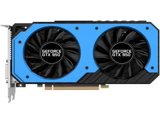 ���������� 2048Mb Palit GeForce GTX950 STORMX DUAL 2G PCI-E 128bit GDDR5 DVI HDMI DP HDCP NE5X950S1041-2063F Retail