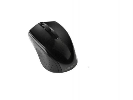 Мышь GIGABYTE M7770 черный USB