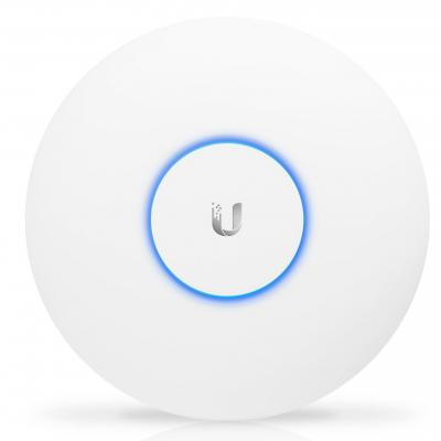 Точка доступа Ubiquiti UniFi AP AC Long Range 802.11ac 1317Mbps 2.4 и 5GHz 1x1000Mbps LAN 175.7x43.2 mm UAP-AC-LR(EU)